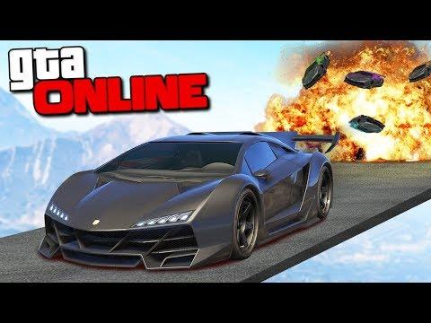 ГОНКИ ВОКРУГ СВЕТА НА ЗЕНТОРНО В GTA 5 ONLINE (ГТА 5 ОНЛАЙН) — MYE
