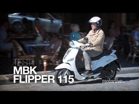 TEST | MBK Flipper 115, mon meilleur ami !