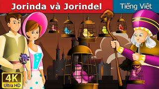 Jorinda và Jorindel - chuyen co tich - truyện cổ tích - 4K UHD - truyện cổ tích việt nam