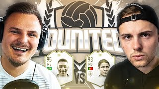 FIFA 19: YOUnited ICON GamerBrother vs DieHahn 🔥🔥 Gruppenphase #2