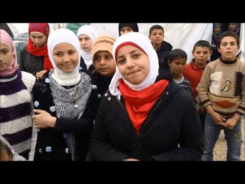 Hala, Syrian refugee in Turkey - Arabic