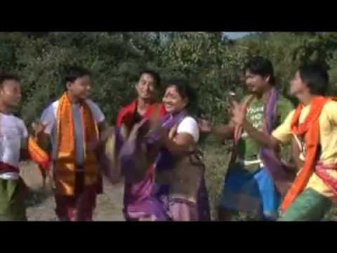 Bodo Song  Bwisagu - Bhupen Rb N Party video