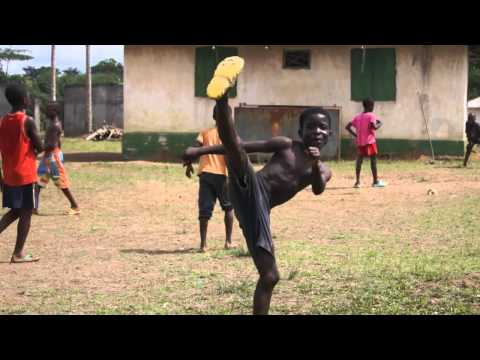 Peace Corps Liberia - Are You Feelin' It