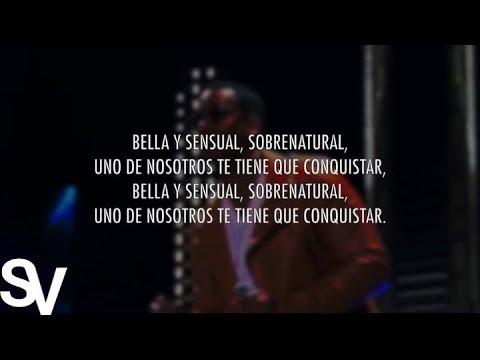 Bella Y Sensual (Video Letra Oficial) - Romeo Santos Ft. Nicky Jam, Daddy Yankee