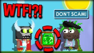 SCAMMING FANS! 🔥🔥 (PRANK) - Growtopia