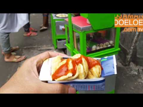 Telor Puyuh, Jajanan Favorit Jaman SD - kuliner bandung [Food Street]