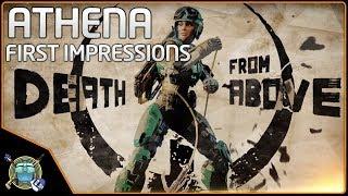 Quake Champions - ATHENA First Look