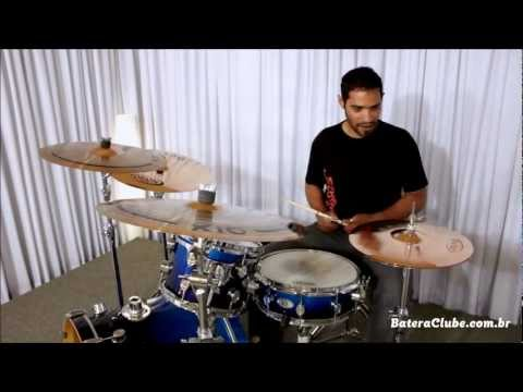 Orion Revolution Pro Hats 14 Chimbal- cymbal sound check