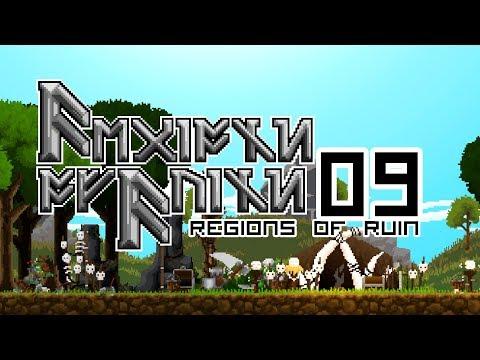 ТОННЕЛЬ ПОД ЗАМКОМ, ФИНАЛ! - #9 REGIONS OF RUIN