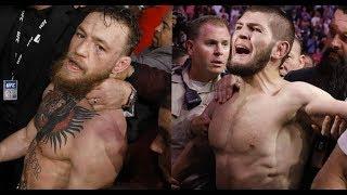 Investigation What REALLY Happened Conor McGregor Khabib Post-Fight BRAWL UFC 229