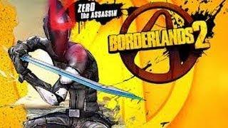 Borderlands 2 - Bloodshed/Cunning Lv 61 Zer0 Build. Game ... Borderlands 2 Is Uvhm Easy With Op8 Gear