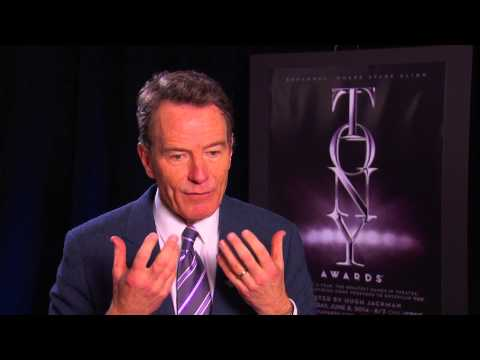 2014 Tony Awards Meet the Nominees: Bryan Cranston