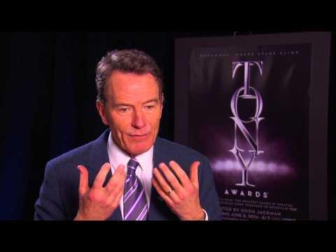 2014 Tony Awards Meet the Nominees: Bryan Cranston