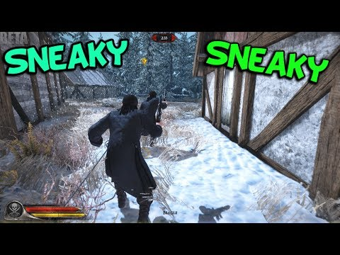 Sneaky Pirates - Chivalry: Deadliest Warrior Gameplay And Random Moments video