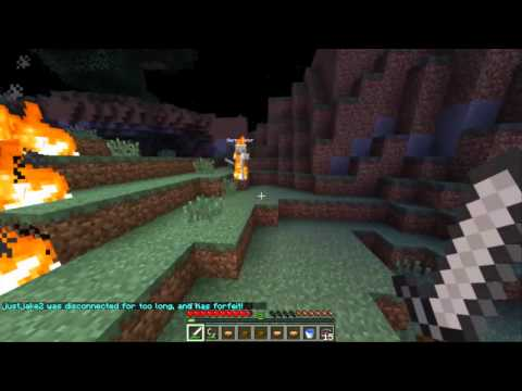 MCPVP.com   Review #16 Fireman Kit   Minecraft Hunger Games