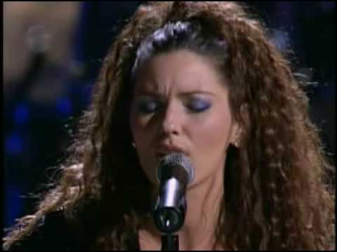 Shania Twain - You're Still The One (divas Live) video