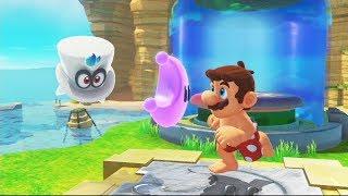 En Vivo de Miercoles  por la Noche Jugando Super Mario Odyssey Parte 2