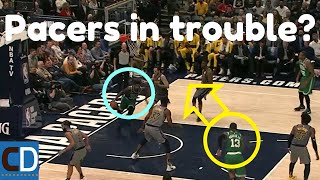 How The Celtics Crushed The Pacers Defense