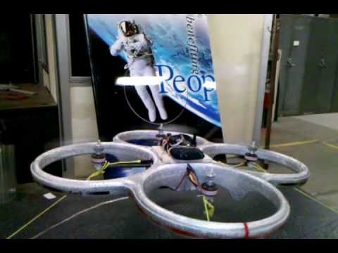 Droidcopter - It's Alive!!