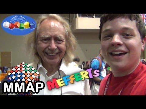 Rubik's Cube World Championship: Day 2!