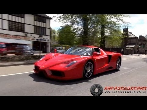 V12 Supercar Showdown!!! Ferrari vs Lamborghini vs Aston Martin