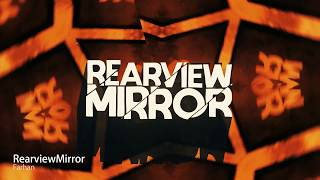 Farhan - Rearview Mirror (Official Lyric Video)
