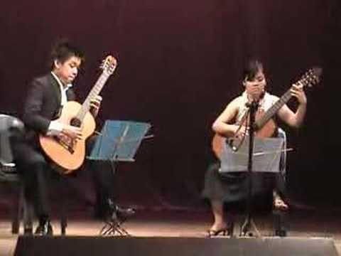 Ferdinando Carulli - Duo in G, Op.34 No.2: 2nd movt