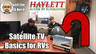 RV Satellite Basics with Jody & Josh the RV Nerd