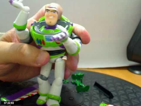 Sci-Fi Revoltech 011 Buzz Lightyear