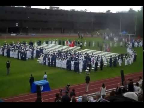 Peabody High School Class of 2014 Graduation