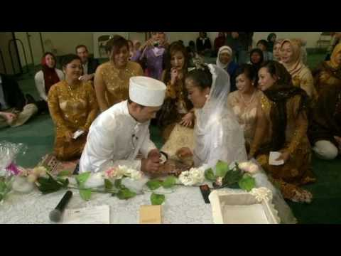 Muslim Wedding Video @ Indonesian Muslim Community Long Island City NYC Videography Photography NY
