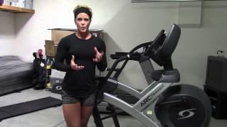 Cybex Arc Trainer vs an Elliptical