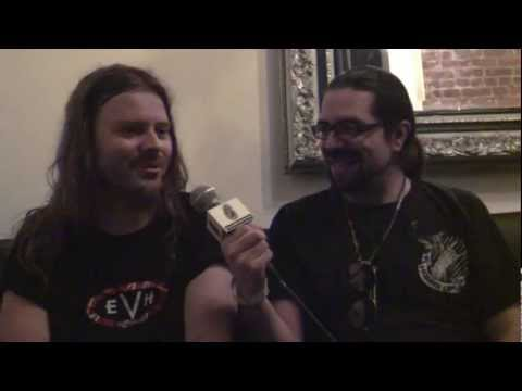 Decapitated Interview w/ Vogg at Terminal 5 in NYC
