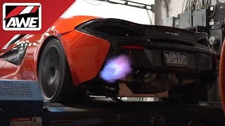 #AWEintheWild: McLaren 570S | Performance Exhaust