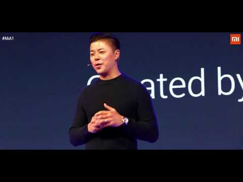 Xiaomi Global Launch | Mi A1