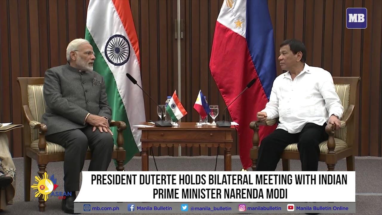 PH-India bilateral meeting