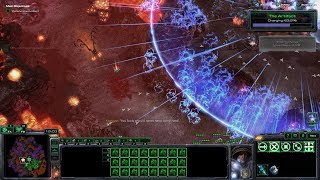 StarCraft II: Wings of Liberty Campaign Mission 26 Final - All In
