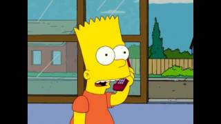 Simpsonai Lietuviškai - Skambutis dėl pieno