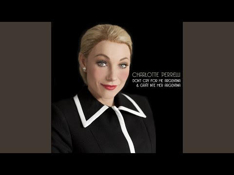 Evita (Sung in Swedish) : Gråt inte mer Argentina (radio Version)