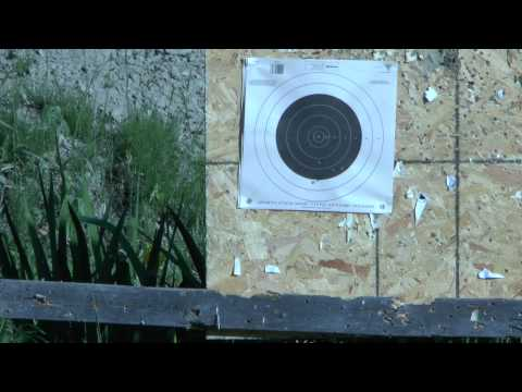 M&P Shield Accuracy