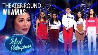 """WHAMAS sings """"2002"""" at Theater Round 