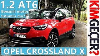 Opel Crossland X 1.2 AT6 (Ara sıcak)