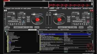 como descargar virtual dj atomix espaol + crak 2013 ['full'] HD