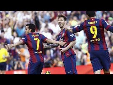 Pedro'dan Efsane Rövaşata Golü (Barcelona-R.Sociedad)
