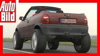 Opel Corsa-Umbau - SUV Marke Eigenbau