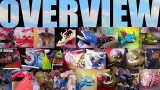 DreamWorks Dragons ®™ Übersicht / Overview - März 2015 / Re-Upload