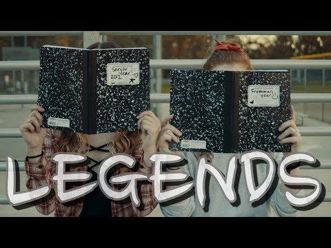 """LEGENDS"" [OFFICIAL VIDEO] -Kelsea Ballerini"