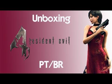 Caixa de Pandora #96 - Ada Wong - Resident Evil 4 - Hot Toys  - Escala 1/6 - (PT/BR)
