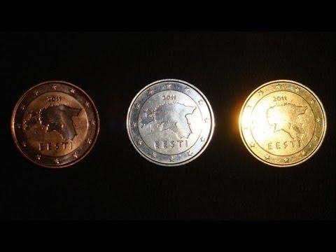 Делаем из медной монеты золотую (химия)