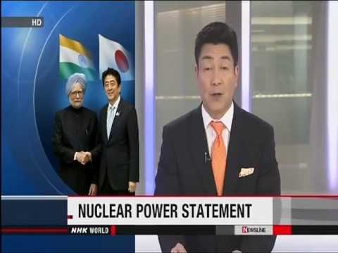 India-Japan - Nuclear Power Plays, Confronting China